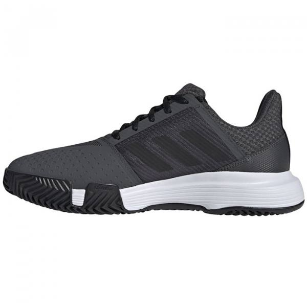Zapatillas Adidas Courtjam Bounce Gris 20