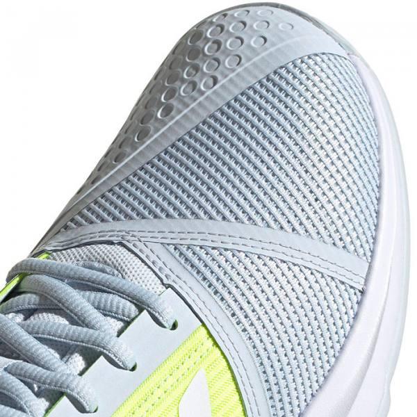 Zapatillas Adidas CourtJam Bounce Woman gris 2021