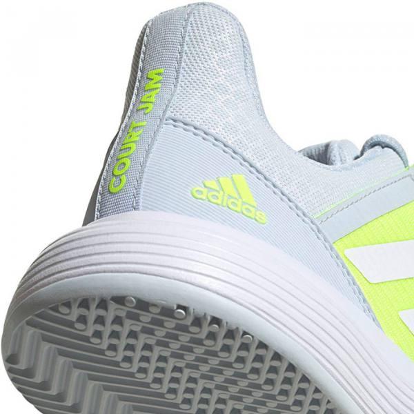 Zapatillas Adidas CourtJam Bounce Woman gris 21