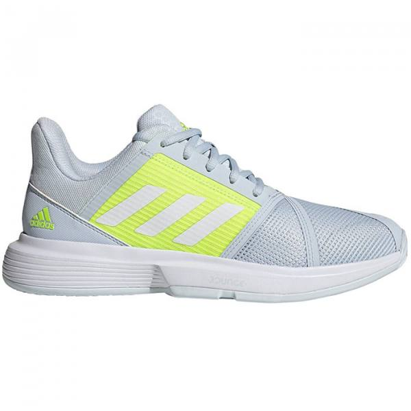 Zapatillas Adidas CourtJam Bounce Woman gris
