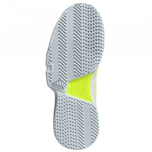 Zapatillas Adidas CourtJam Bounce Woman gris suela