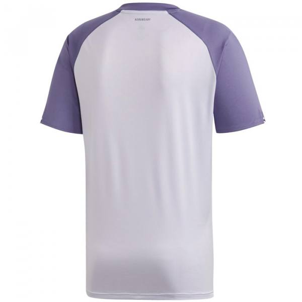 Camiseta Adidas Club Lila 2020