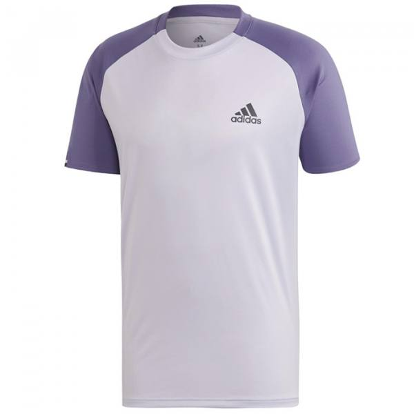 Camiseta Adidas Club Lila