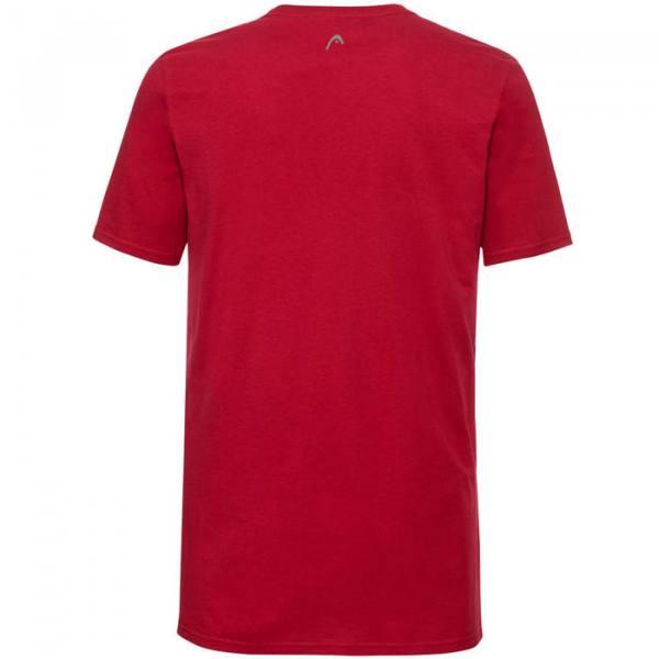 Camiseta Head Club Red