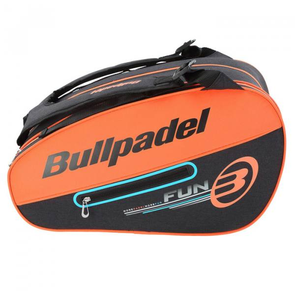 Paletero Bullpadel Fun BPP20004 Naranja