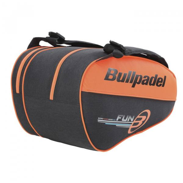 Paletero Bullpadel Fun BPP20004 Naranja 2020