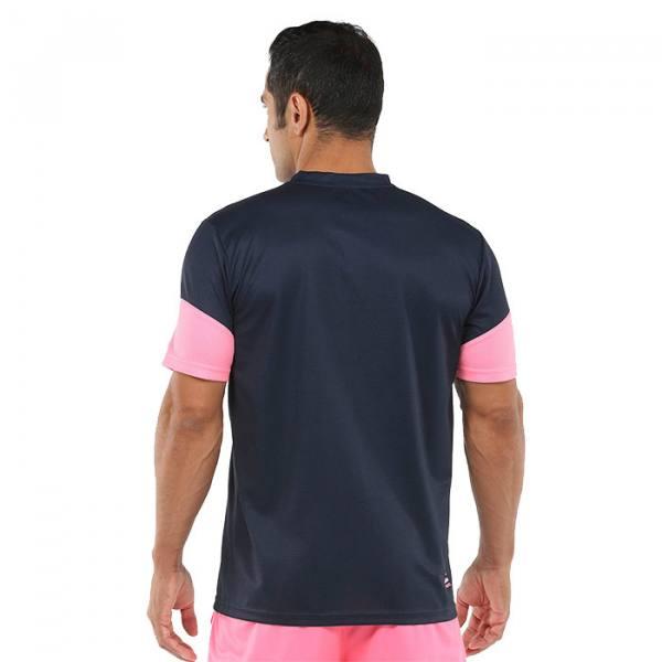 Camiseta Bullpadel Caqueta Azul Oceano profundo 21