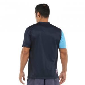 Camiseta Bullpadel Carte Azul Oceano Profundo 21