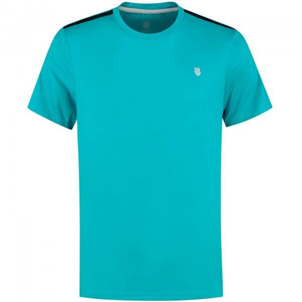 Camiseta K·Swiss Hypercourt Crew