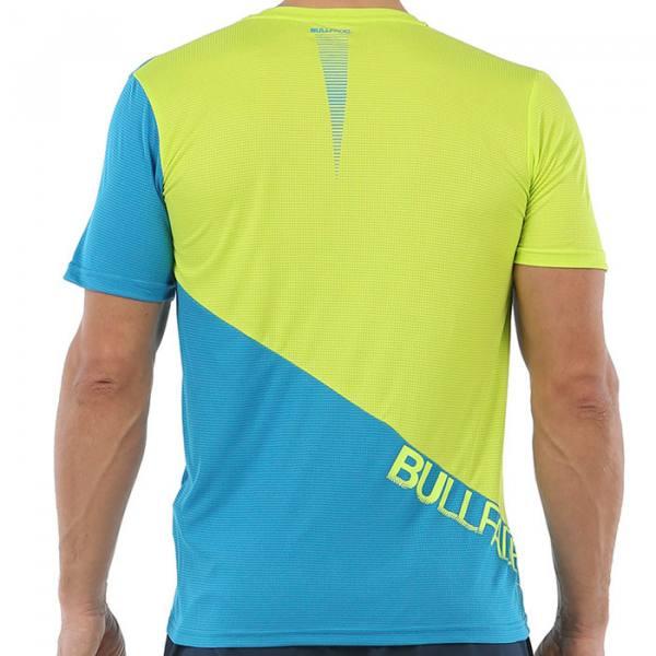 Camiseta Bullpadel Chamois Azul 20