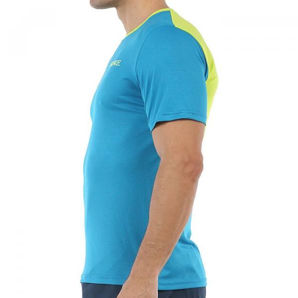 Camiseta Bullpadel Chamois Azul 2020