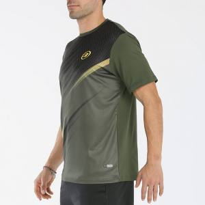 camiseta bullpadel maripi kaki 2021