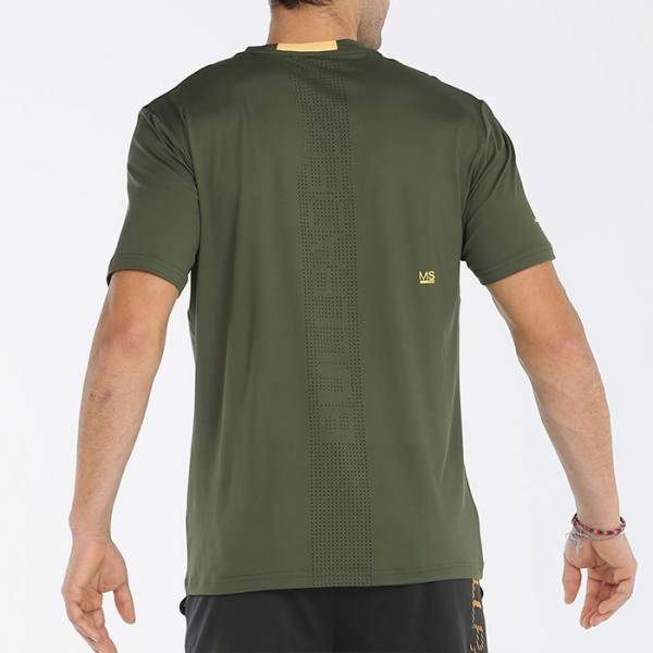 camiseta bullpadel maripi kaki 21