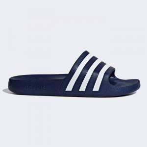 Chanclas Adidas Adilette Aqua Azul Oscuro