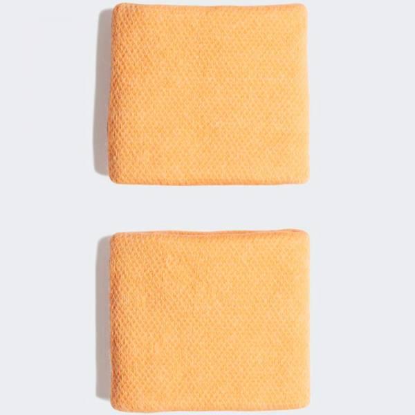 Muñequeras Adidas Pequeñas Naranjas