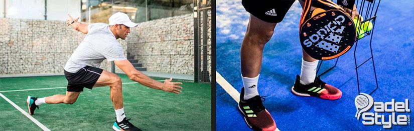 Zapatillas Adidas Padel Tenis
