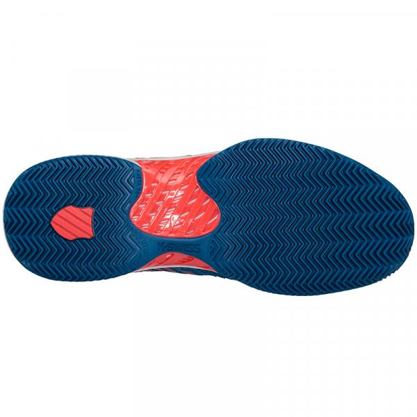 Suela zapatillas KSwiss Hypercourt Supreme azules