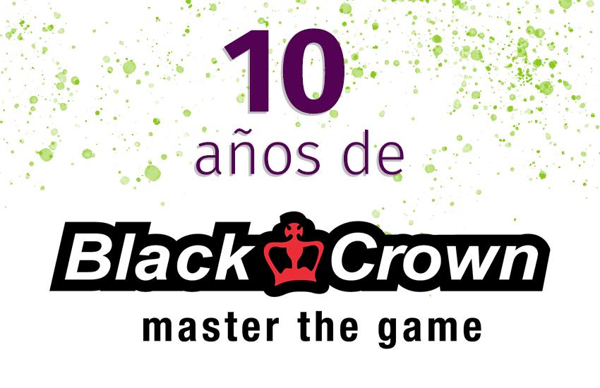 10 años de Black Crown