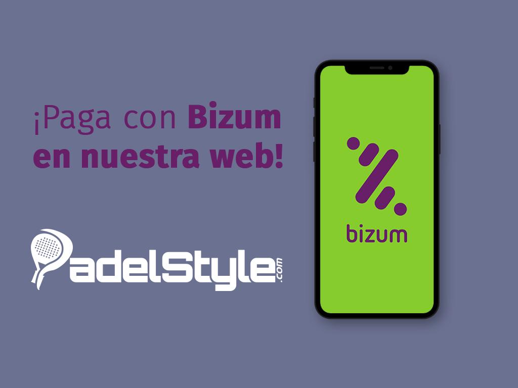 Paga con Bizum en nuestra web