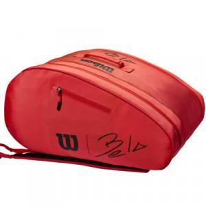 Paletero Wilson Bela Super Tour 2021 en rojo