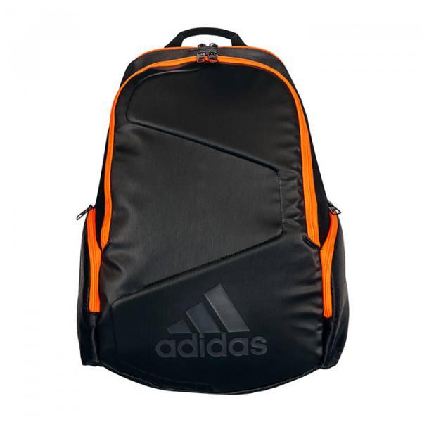 Mochila Adidas Pro Tour 2.0 Orange front