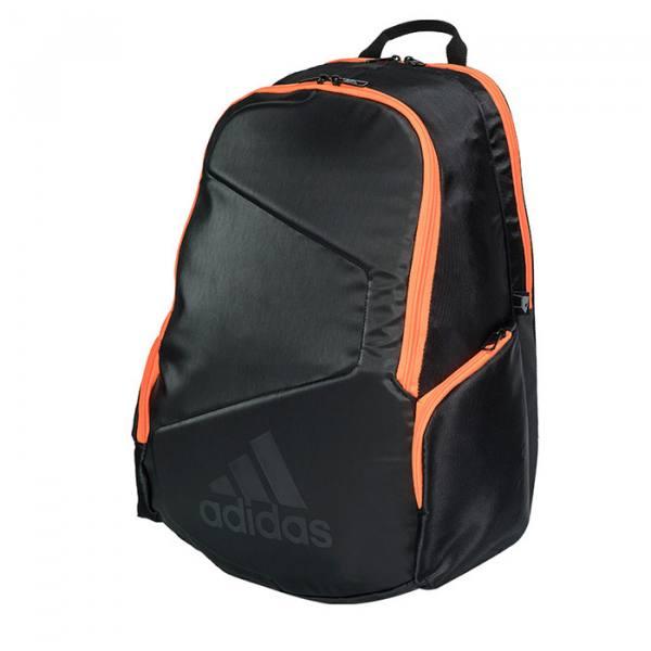 Mochila Adidas Pro Tour 2.0 Orange Side
