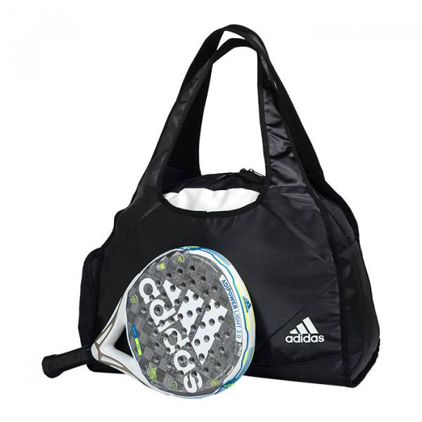 Bolso Adidas Big Weekend Negro con pala