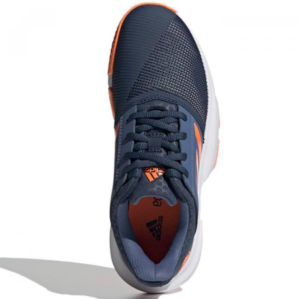 Zapatillas Adidas Courtjam xJ frente