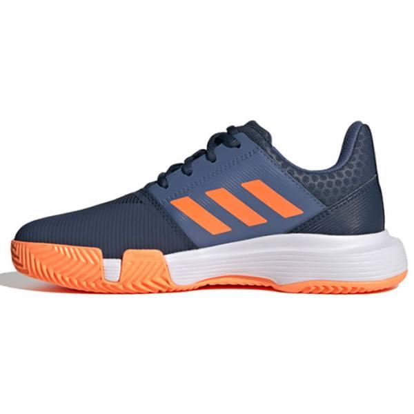 Zapatillas Adidas Courtjam xJ perfil 2