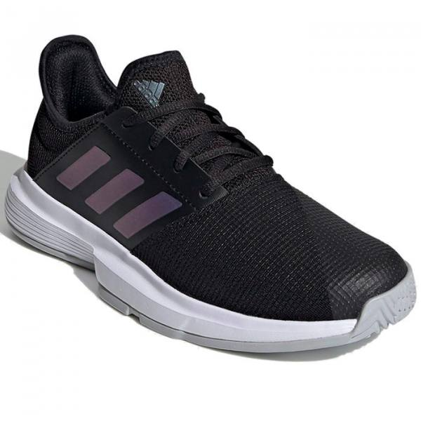 Zapatillas Adidas Gamecourt negras Woman 2021