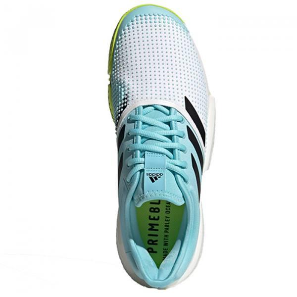 Zapatilla Adidas Solecourt M Primeblue frente