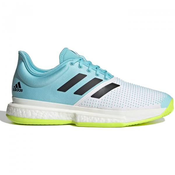 Zapatilla Adidas Solecourt M Primeblue perfil2