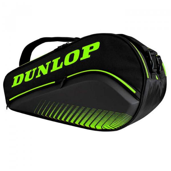Paletero Dunlop Elite Amarillo-Verde