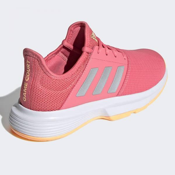 Zapatillas Adidas GameCourt Mujer Rosas 2021