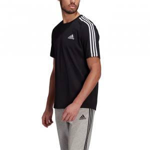 Camiseta de pádel Adidas M3 SJ T Black 21