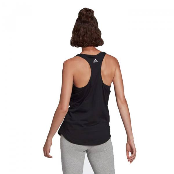 Camiseta Adidas Loungewear negro 2021