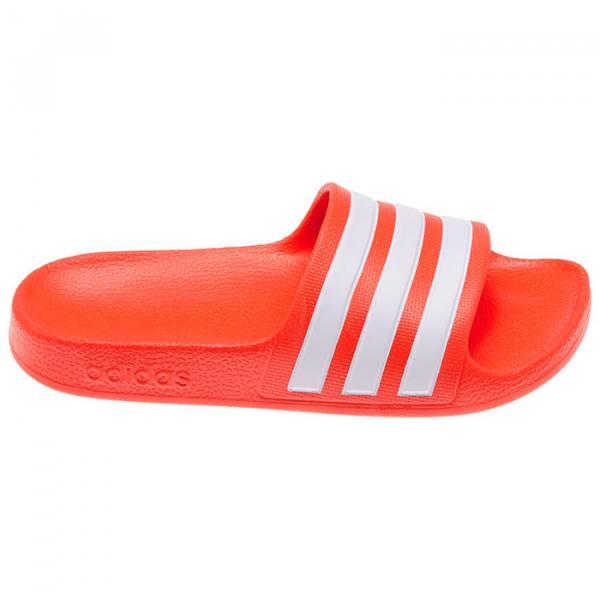 Chanclas Adidas Adilette Aqua rojo 2021