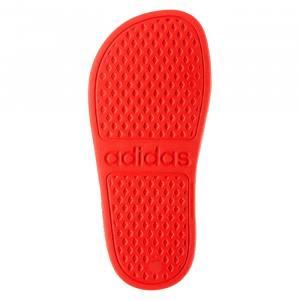 Chanclas Adidas Adilette Aqua rojo