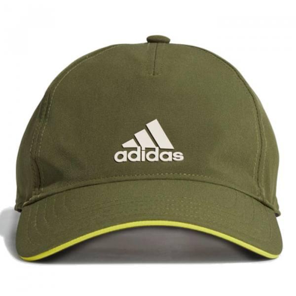 Gorra Adidas Baseball Aeroready verde 2021