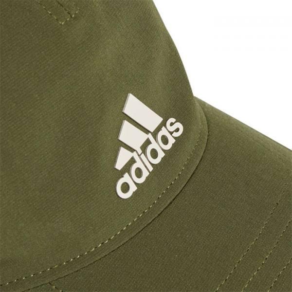 Gorra Adidas Baseball Aeroready verde