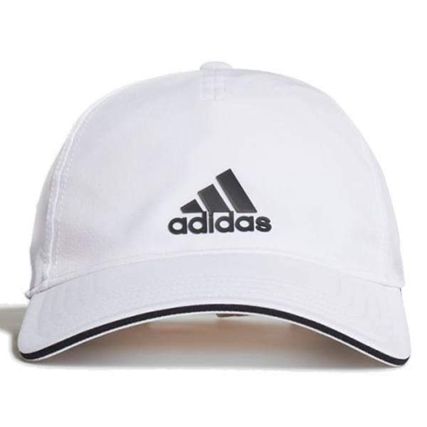 Gorra Adidas Baseball Aeroready blanca 2021
