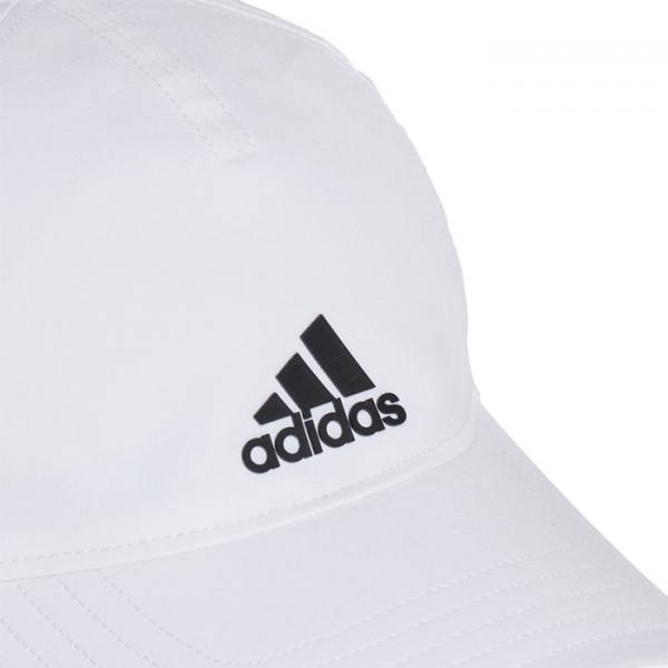 Gorra Adidas Baseball Aeroready blanca