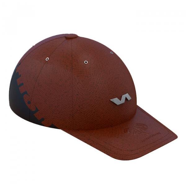 Gorra Varlion Summum marrón 2021