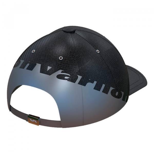 Gorra Varlion Summum negra y gris