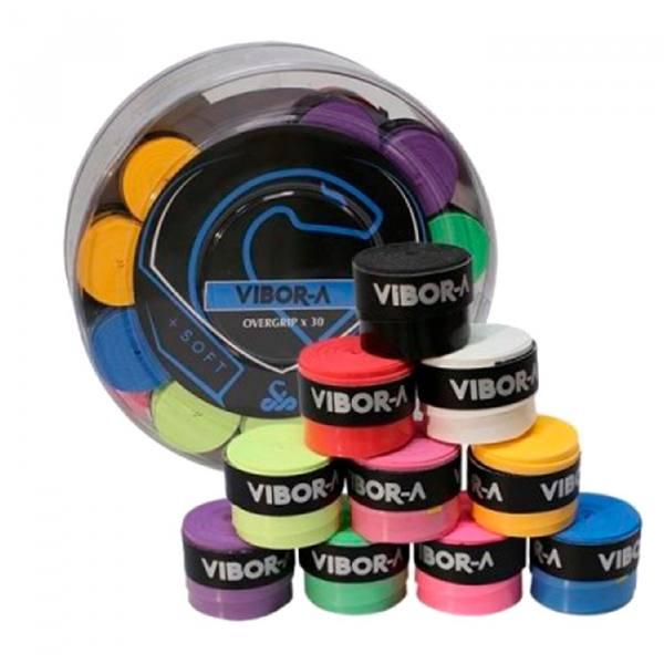 Tambor 30 overgrips vibora multicolor