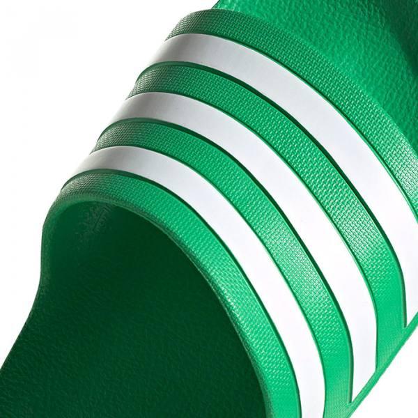 Chanclas Adidas Adilette Aqua verdes 21