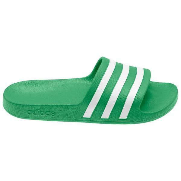 Chanclas Adidas Adilette Aqua verdes