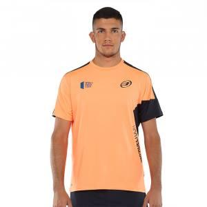 Camiseta Bullpadel Viani Naranja 21