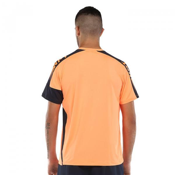 Camiseta Bullpadel Viani Naranja