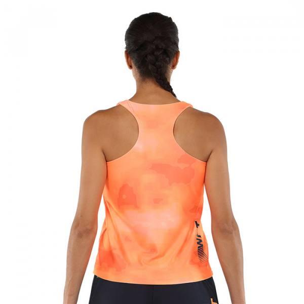 Camiseta Bullpadel Yari Naranja 2021